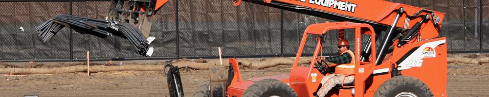 Telescopic Lift Truck safety training