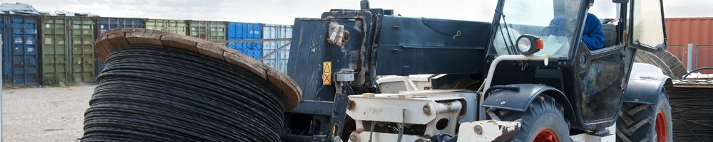 Telescopic Lift Truck training